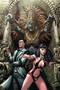 Vampirella Reanimator #1 40 Copy Desjardins Virgin Incv (Net