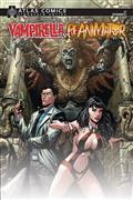 Vampirella Reanimator #1 Atlas Bunn Sgn Ed (C: 0-1-2)