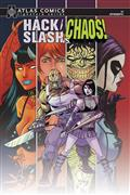 Hack Slash vs Chaos #1 Atlas Seeley Sgn Ed (C: 0-1-2)