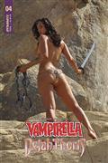 Vampirella Dejah Thoris #4 Cvr F Dejah Thoris Cosplay
