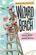 Wizard Beach #1 10 Copy Schall Incv (Net)