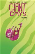 Giant Days TP Vol 09 (C: 0-1-2)