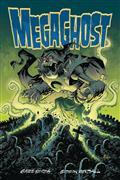Mega Ghost #1 (of 5) Ltd  Powell Cvr