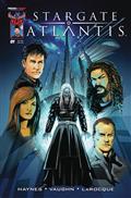 Stargate Atlantis Back To Pegasus #1 Main Cvr