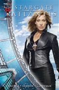 Stargate Atlantis Back To Pegasus #1 Photo Cvr