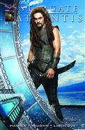 Stargate Atlantis Gateways #1 Ronon Photo Cvr