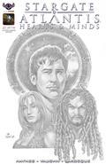 Stargate Atlantis Hearts & Minds #1 Photo Cvr