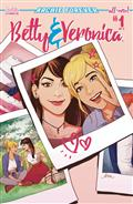 Betty & Veronica #1 (of 5) Cvr D Mok