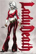Lady Death Gallery Crimson Turnaround Ed #1 Front (MR)