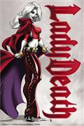 Lady Death Gallery Crimson Turnaround Ed #1 Profile (MR)