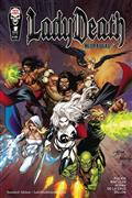 Lady Death Hellraiders #1 Standard Cvr (MR)