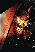 DF Batman Who Laughs #1 Elite Gold Sgn Snyder (C: 0-1-2)