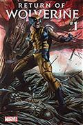 DF Return of Wolverine #1 Csa Sgn Granov Exc (C: 0-1-2)