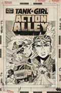 Tank Girl Action Alley #1 Cvr D Parson Artist Ed