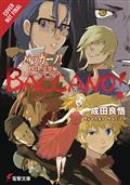 Baccano Light Novel HC Vol 09 (C: 1-1-2)