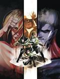 Attack On Titan Season Three Box Set Vol 02 (MR) (C: 1-1-0)