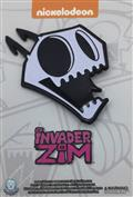 Invader Zim Glow In The Dark Zim X-Ray Pin (C: 1-1-2)