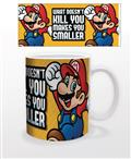 Super Mario Makes You Smaller 11Oz Mug