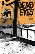 Dead Eyes #3 Cvr A Mccrea (MR)
