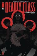 Deadly Class #43 Cvr A Craig (MR)