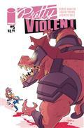 Pretty Violent #5 (MR)