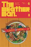 Weatherman Vol 2 #6 Cvr A Fox (MR)