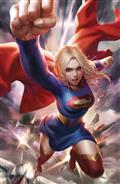 Supergirl #37 Card Stock Var Ed