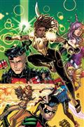 Young Justice #11 Card Stock Var Ed