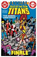Dollar Comics Tales of The Teen Titans Annual #3