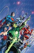 Justice League Origin Dlx Ed HC