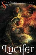 Lucifer TP Vol 02 The Divine Tragedy (MR)