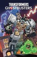 Transformers Ghostbusters TP Vol 01 Ghosts of Cybertron (C: