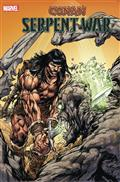 Conan Serpent War #1 (of 4) Neal Adams Var