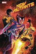New Mutants #4 Dx