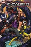 Excalibur #4 Ngu Venom Island Dx