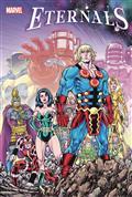 Eternals Secrets From Marvel Universe #1