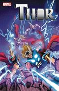 Thor Worthy #1