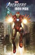 Marvels Avengers Iron Man #1