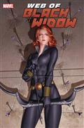 Web of Black Widow #4 (of 5)