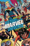 History of Marvel Universe #6 (of 6) Rodriguez Var