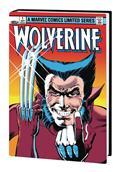 Wolverine Omnibus HC Vol 01 New PTG