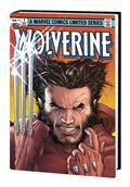 Wolverine Omnibus HC Vol 01 Dm Var New PTG