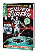 Silver Surfer Omnibus HC Vol 01 New PTG