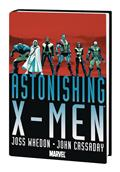 Astonishing X-Men Whedon Cassaday Omnibus HC Vol 01 New PTG
