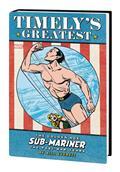 Timelys Sub-Mariner Everett Post-War Omnibus HC Dm Var