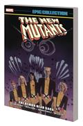 New Mutants Epic Coll TP Demon Bear Saga Dm Var New PTG