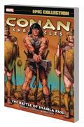 Conan Chronicles Epic Collection TP Battle Shamla Pass