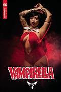 Vampirella #6 Cvr E Cosplay