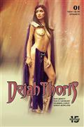 Dejah Thoris (2019) #1 Cvr E Cosplay