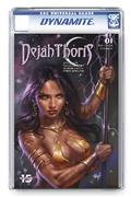 Dejah Thoris (2019) #1 Parrillo CGC Var (C: 0-1-2)